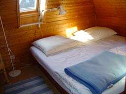 Ferienwohnung 3: Betten zusammen